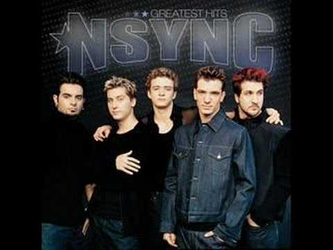'N Sync: I Drive Myself Crazy (JC version)