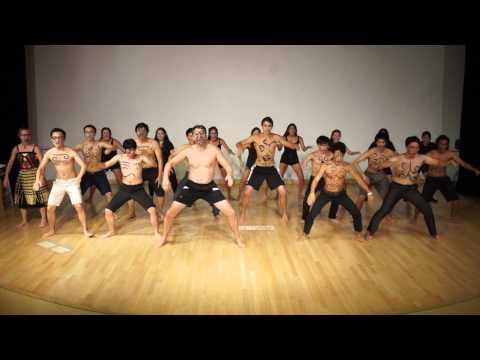 LPCUWC ICE Haka Performance (feat. Trevor) 2013