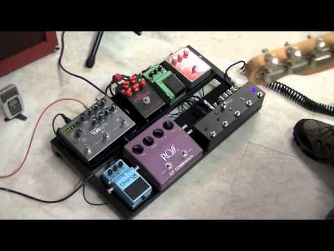 disaster area midi pedal to update timeline firmware