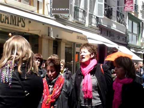 Buhaminak - choeur basque au féminin -