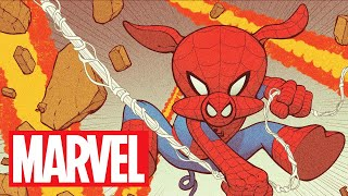 INCOMING Is Here, and So Is SPIDER-HAM! | Marvel's Pull List