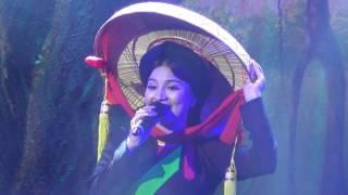 """""""VỀ MIỀN QUAN HỌ"""" DƯỚI GIỜI MẤY KẺ BIẾT RA ( Minh Thuỳ )"""