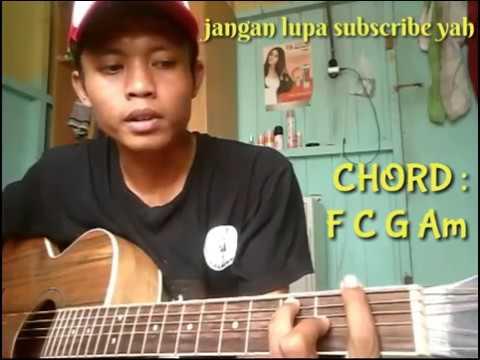 Tutorial belajar chord lagu al ghazaliamnesia dan petikan fingerstylenyapart1 arsit guitara