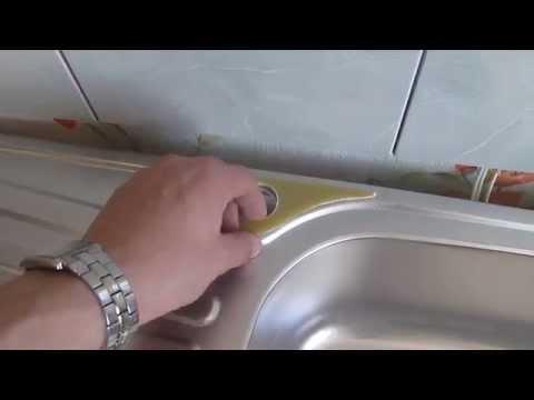 Установка кухонного смесителя - маленький секрет. кран для кухни