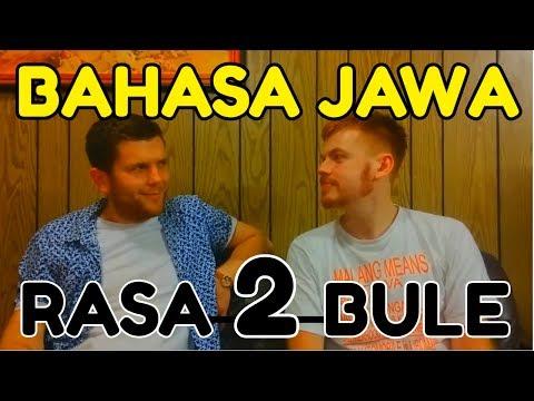BAHASA JAWA RASA BULE 2 (SOCIAL EXPERIMENT)