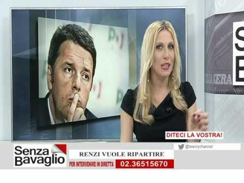 SENZA BAVAGLIO Puntata n. 76 del 16.01.2017
