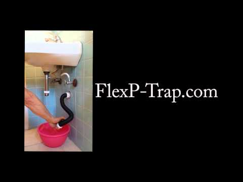 Flexible Plumbing P-Trap Presentation