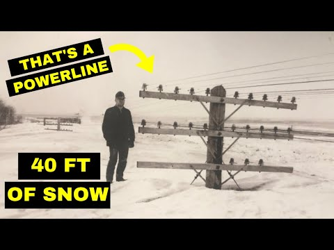 The Great North Dakota Blizzard Of 1966