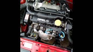 Opel Combo 1,6 V8 mit 87Ps Ruckeln behoben
