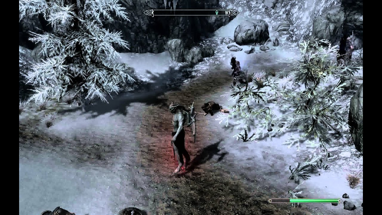 Dark Maneuvers Skyrim Mod Undead Lords Youtube