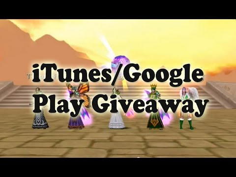 ENDED ITunes/Google Play Giveaway - Order & Chaos