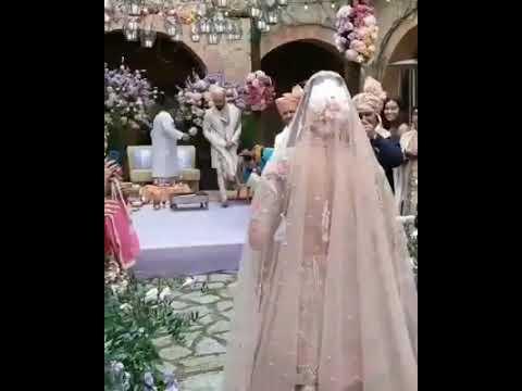 Official virat and Anushka wedding from Spain virushka