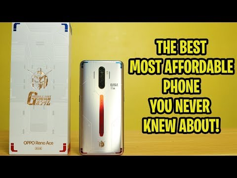 OPPO Reno Ace - THE BEST, MOST AFFORDABLE PHONE YOU NEVER KNEW!