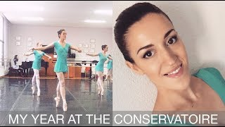 Professional Ballet Training As An Adult - My Year At The Conservatoire Q&a