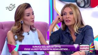 TV 8.5 ÖZGE ULUSOYLA HAYATIN RENKLERİ 47.BÖLÜM