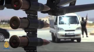 Inside Syria - Syria: A war within a war