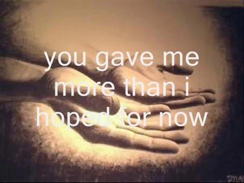 barlow girl no more dating lyrics