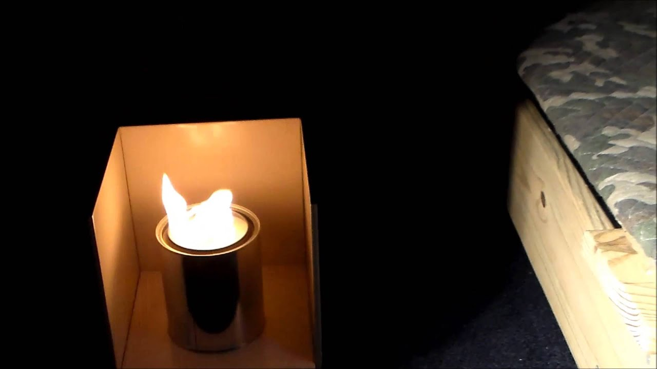 Alcohol heater test & Alcohol heater test - YouTube