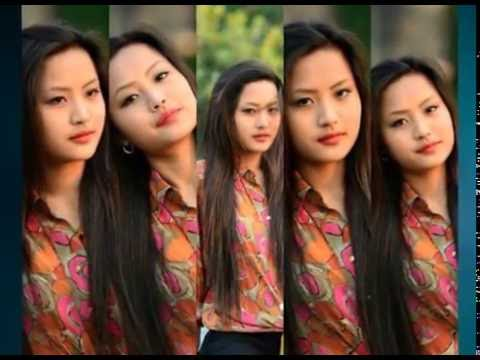 Beautiful Girls of Mizoram, North East India 2016