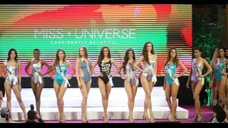 Repeat youtube video Miss Universe 2016 Swimsuit Competition - Cebu, Philippines - FULL HD