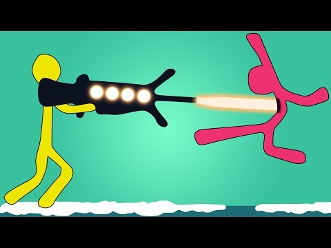 THE BEST STICK FIGHTING GAME! (Stick Fight)