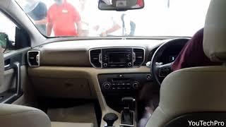 Kia Sportage Complete Review  Startup  Pakistan