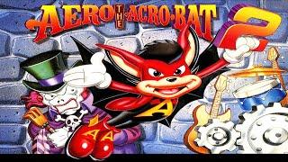 AERO the ACRO-BAT 2 SEGA Mega Drive / Genesis прохождение [053]