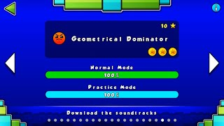 Geometry Dash 2.0/Level 19 - Geometrical Dominator