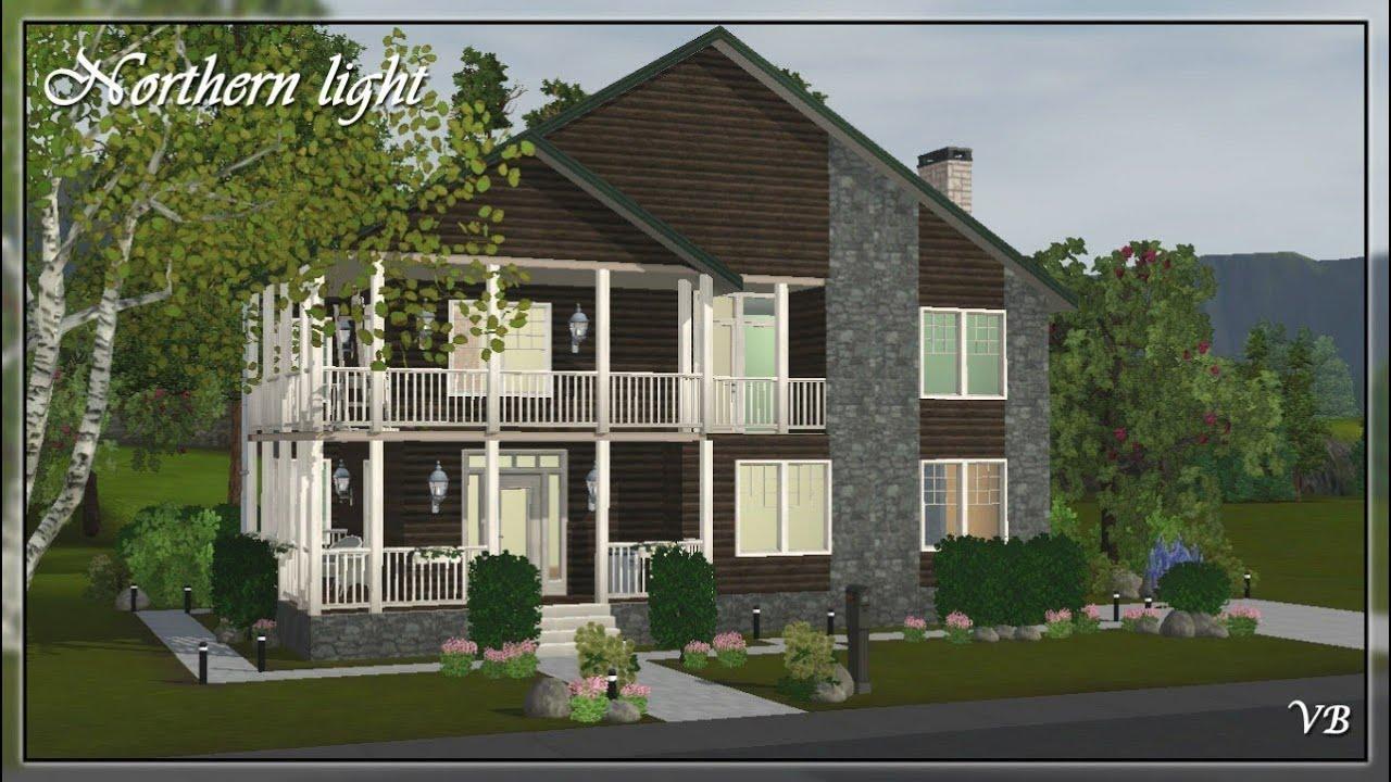 Красивые дома в симсе схемы как построить