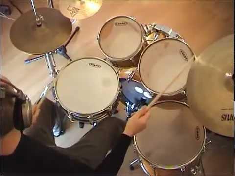 Imparare i ritmi ed i breaks per la batteria