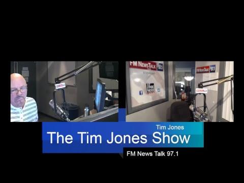 The Tim Jones Show - FM NewsTalk 97.1 - Fox News Radio - St. Louis, MO