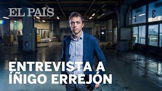 Entrevista a Íñigo Errejón