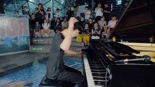 관객들도 놀란 이 남학생의 신들린 피아노 연주 ㄷㄷㄷ