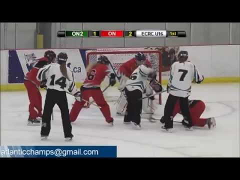 Eastern Canadian Ringette Championship 2013: U16 FINALS