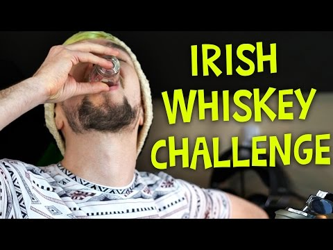 Irish Whiskey Challenge - Paddy's Day Quiz