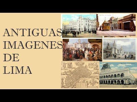 Antiguas Imagenes De Lima