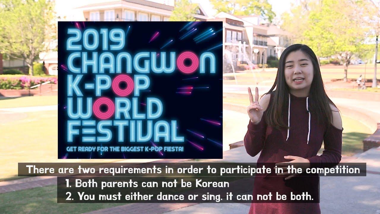 2019 Atlanta K-PoP Festival (Changwon K-Pop World Festival)