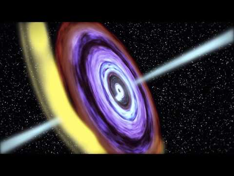 NASA | Black Hole Launches 'Bullets' of Gas.