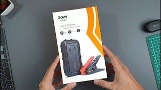 Powerbank jump Starter Roav by Anker