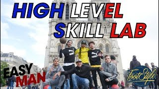 HIGH LEVEL SKILL LAB ft FOOTSTYLE p2