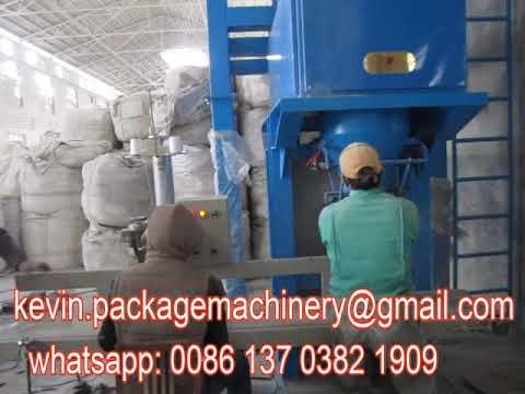 Automatic 5kg 10kg Animal Feed Formulation Filling Packing Machine