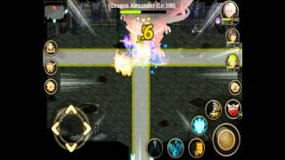 Dragon Alexander Lv 100 - Boss Guide - Inotia 4 - RPG Free Android