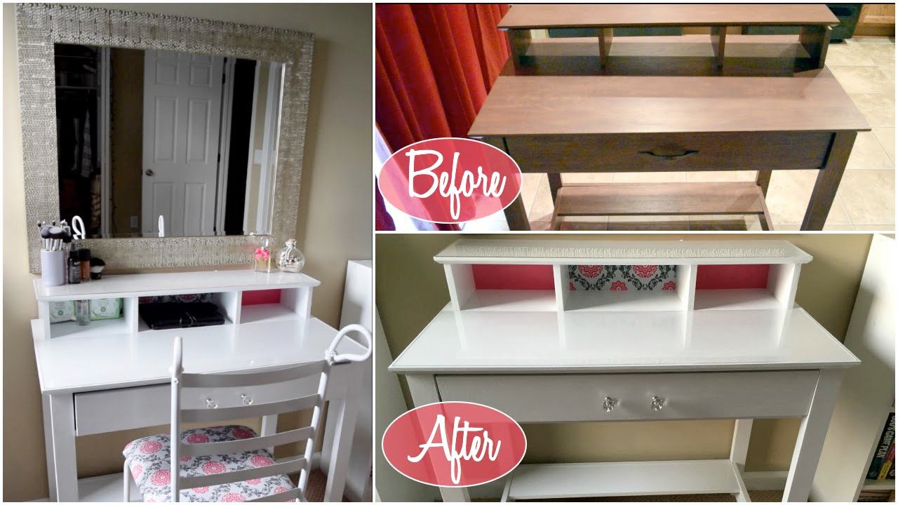 How To Make A Vanity For Cheap Easy Project Aseamae