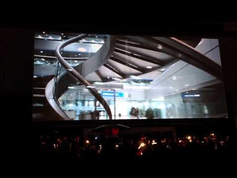 Inauguración edificio BBVA Continental - 2012