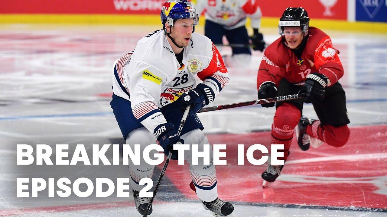 Frank Mauer: 4maliger DEL-Champion & Silbermedaillengewinner von Pyeongchang | Breaking the Ice