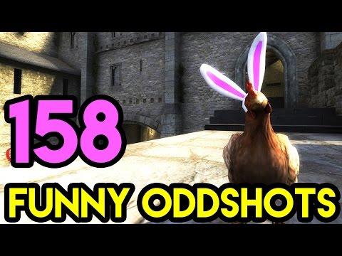 CS:GO - BEST ODDSHOTS #158