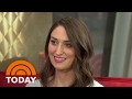 Sara Bareilles Reveals She Is Taking Over Lead Role Of 'Waitress' On Broadway   TODAY