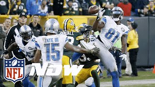 NFL Top SMH Moments (Week 10) | Peyton Manning, Brandon Browner & Calvin Johnson | NFL Now