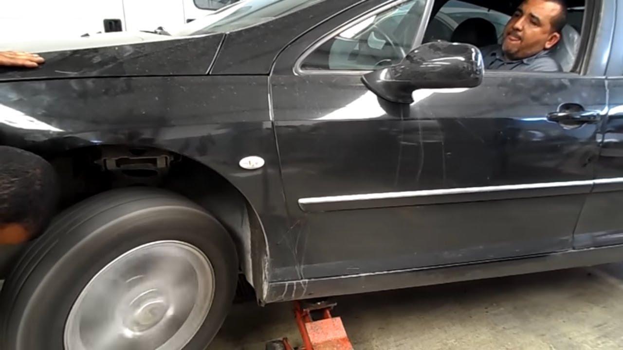 Auto D Occasion >> Mecanique Auto- les roulements peugeot 407 mécaniques - YouTube