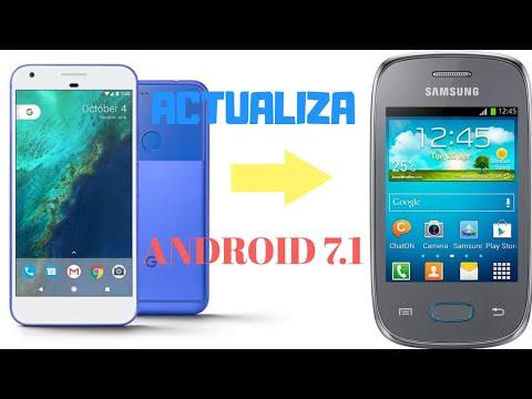 Actualiza Tu Samsung Galaxy pocket Neo A cm.14.1   7.1.1 GT-S5310L.B.C   HD